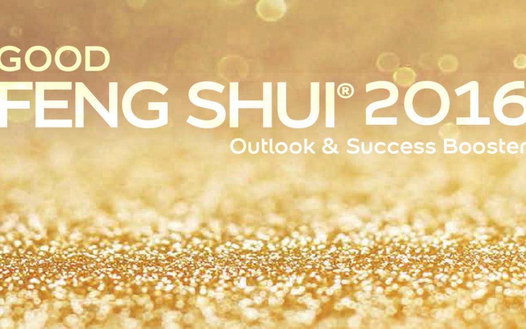 Feng Shui pentru 2016 – adu-ţi energiile la zi!