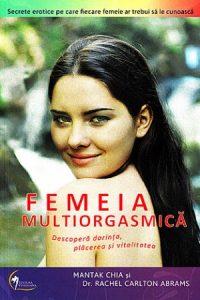Cartea Femeia multiorgasmica