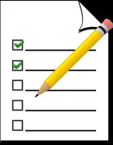Lista de sarcini