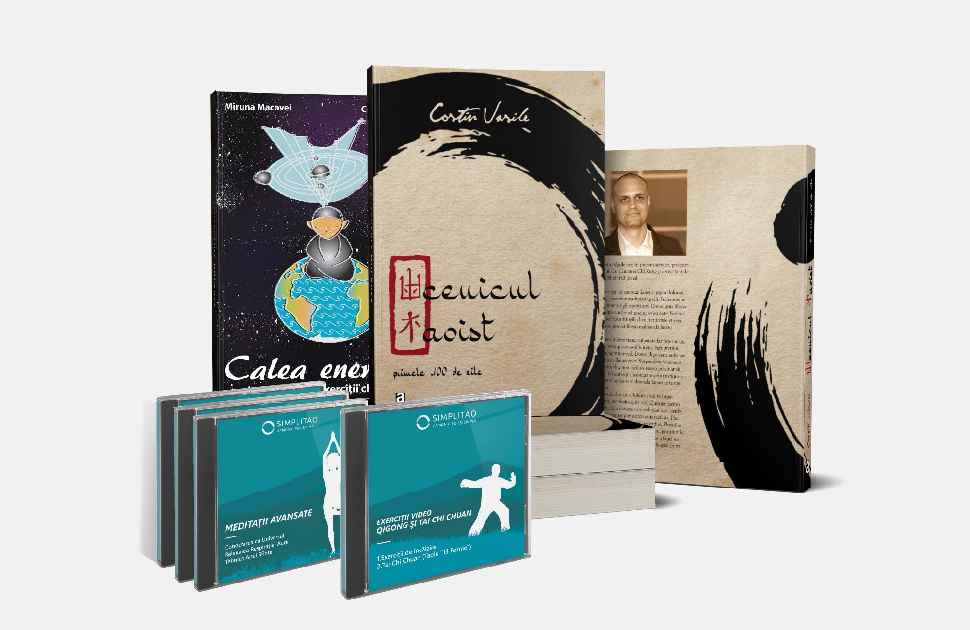 Bundle-cd-uri-si-carti-meditatie