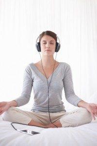 Tipuri de meditatie - meditatia ghidata
