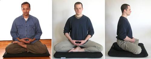 Tipuri de meditatie Zazen