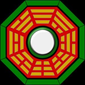 Mituri Feng Shui - oglinda Bagua