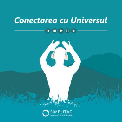Meditatie ghidata online - Conectarea cu Universul
