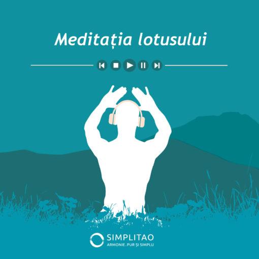 Meditatia lotusului