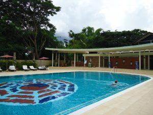 Feng Shui piscina