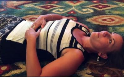 Eliberearea fasciei abdominale – încearcă asta dacă ai probleme digestive sau anxietate