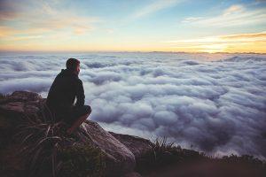 Meditatie puterea perspectivei