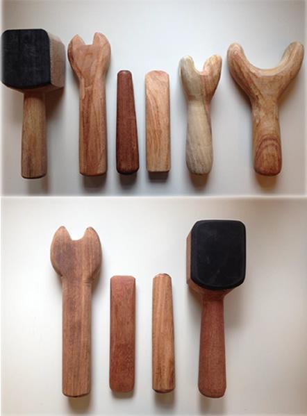 Instrumente Tok Sen