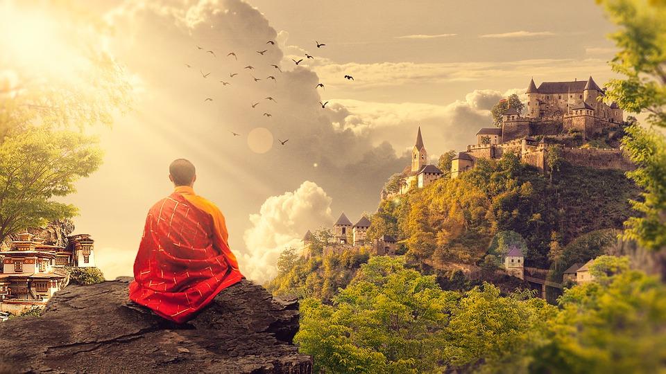 Meditație online prin Zoom – surâsul interior al compasiunii