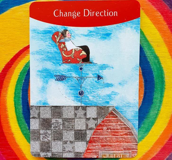 Puterea de a ne schimba direcția
